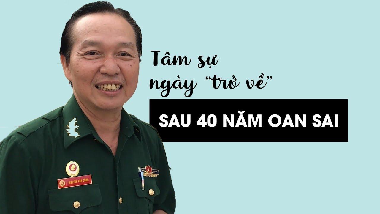 """Tâm sự ngày """"trở về trong sạch"""" sau 40 năm oan sai của cựu binh Tây Ninh"""