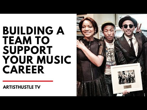 How to find a music manager, booking agent, music lawyer and more | ArtistHustle TV