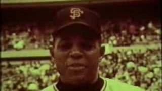 The Willie Mays Blasting Caps Spot