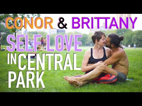 Conor and Brittany - Self Love in Central Park