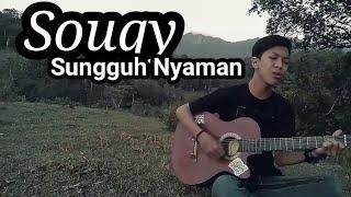 Souqy Nyaman Cover Luhfi