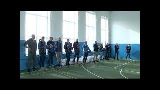 Баскетболісти в Синельниково