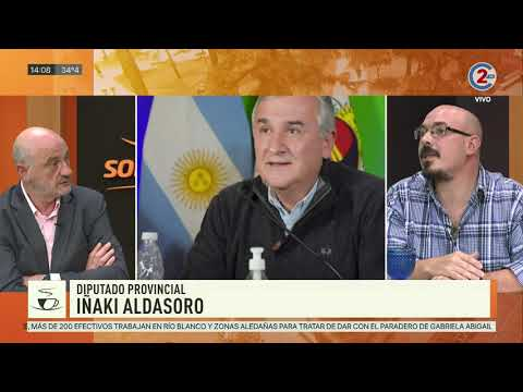 Sobremesa 30-09-20 | Iñaki Aldasoro - Diputado Provincial