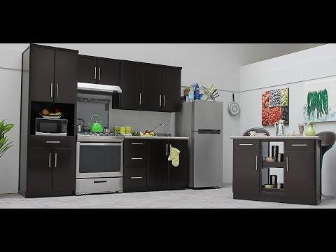 Cocina Verona | Muebles Dico - YouTube