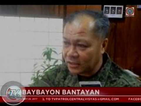 TV Patrol Central Visayas - May 26, 2017