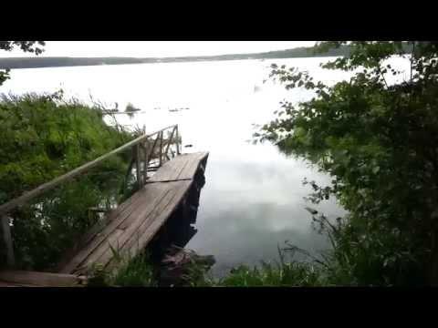 Озеро Гурино в Тугулымском районе Свердловской области