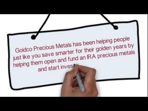 IRA precious metals