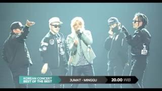 Video KOREAN KONSER BEST OF THE BEST - PROMO PROGRAM RTV download MP3, 3GP, MP4, WEBM, AVI, FLV April 2018