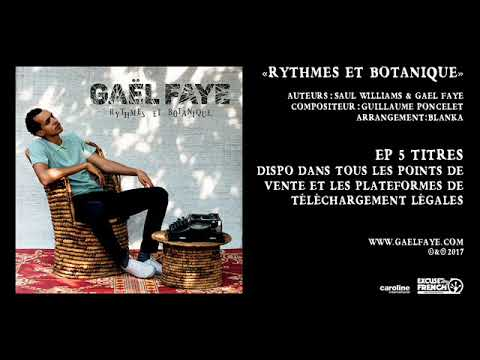 Gaël Faye - Solstice, feat. Saul Williams - audio only (Rythmes et Botanique EP)