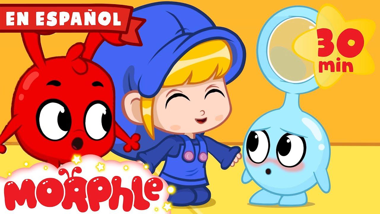 Morphle en Español - La Gripe de Mascotas Mágica | +más Caricaturas para Niños