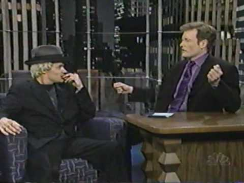 Flea Interview on Conan1997
