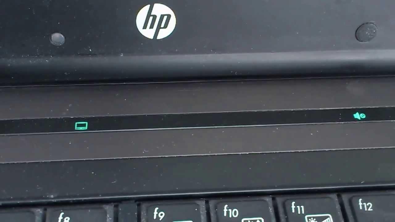 hp laptop numlock capslock blink youtube