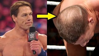 John Cena Secretly Going Bald? 8 WWE Wrestlers Who Are Going Bald