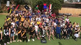 Dance Monkey - Tones And I. Kananook Primary Footy Day Dance!