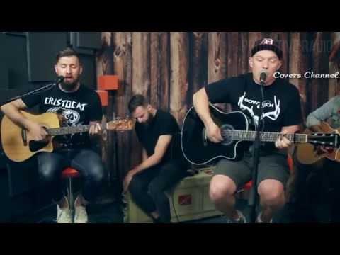 """Kutless """"Take Me In"""" acoustic concert in Kiev ( в Киеве )"""