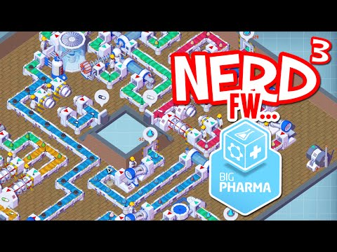 Nerd³ FW - Big Pharma