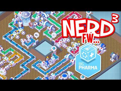 Nerd³ FW - Big Pharma