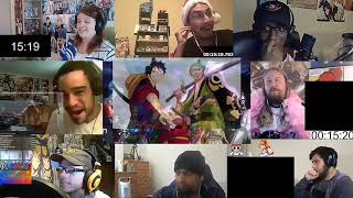 Reaction One Piece 892