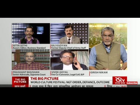 The Big Picture - World Culture Festival: NGT order, defiance, outcome