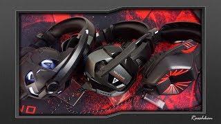 Które słuchawki wybrać? - Modecom Sword, Shield, Bow - Porównanie słuchawek