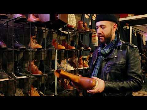 Деним с Давидом №5: обувь RedWing