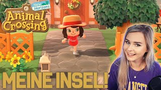 Meine Animal Crossing Insel! - Let's stream Animal Crossing New Horizons