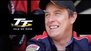John McGuinness IOM TT - MotoGeo Interviews