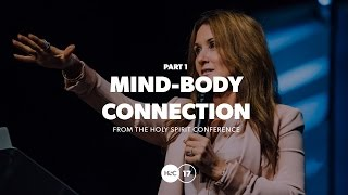 Mind-Body Connection | Dr. Caroline Leaf | HSC' 17