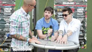 Bring The Noise UK - TRC Interviewed at Download Festival 2011