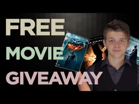 10,000 Subscribers FREE Movie Giveaway