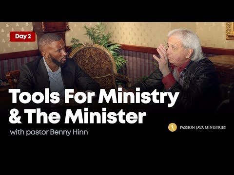 Tools for Ministry & The Minister ||  Prophet Passion Java & Pastor Benny Hinn Day 2