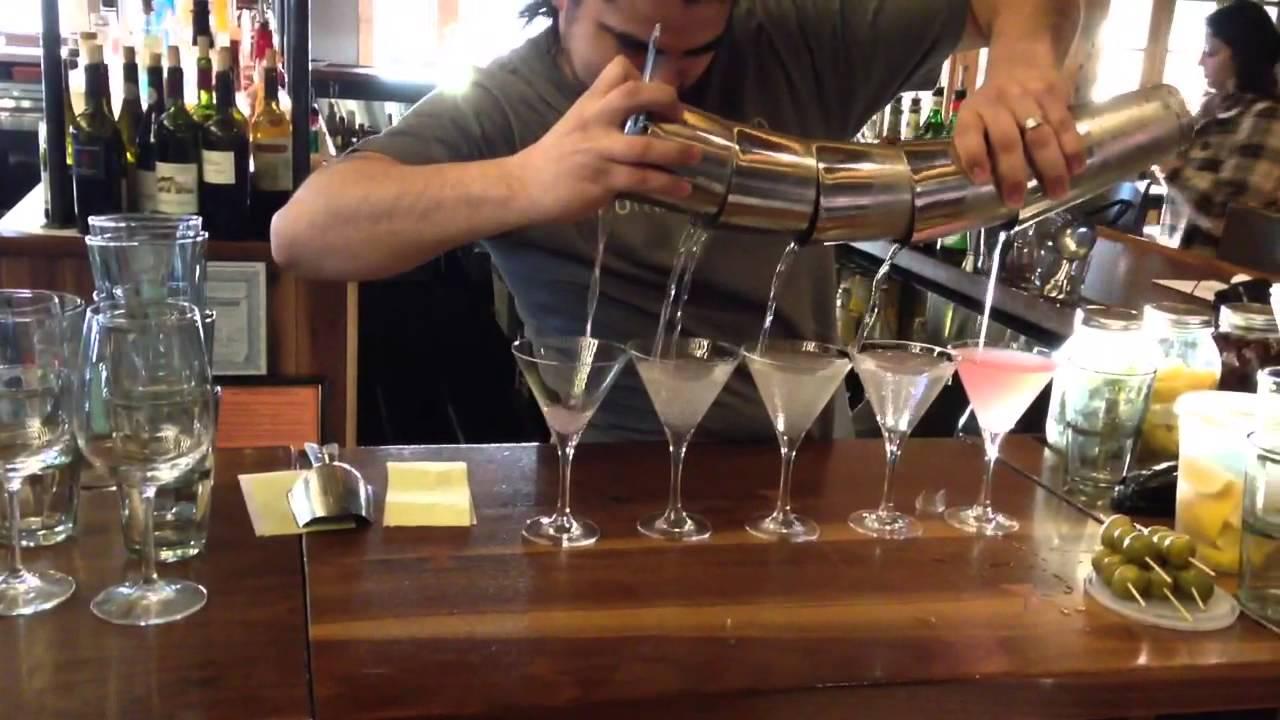 trick bartending at rivermarket bar kitchen tarrytown ny - Rivermarket Bar And Kitchen