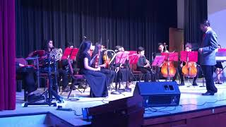 Youth Orchestra- Paithalam Yeshuve -St Mary's Talent Show 2018