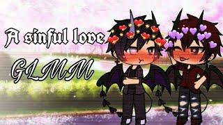 🖤A sinful love || GLMM || Gay GLMM 🏳️🌈🖤
