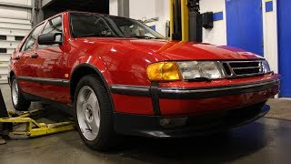 Cleanest 1998 Saab 9000 in 2017!!