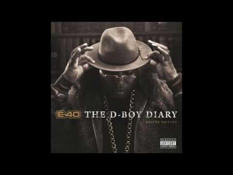 """E 40 """"Somebody"""" Feat  Ricco Barrino"""