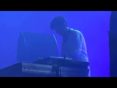 Jamie XX - Far Nearer (HD) Live at Rock en Seine 2015