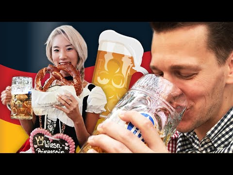 We Attended The Biggest Beer Festival In The World (Oktoberfest)