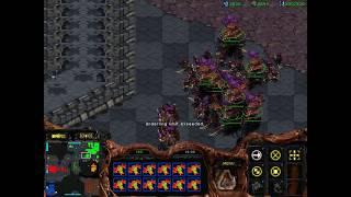 starcraft BW 3vs3 fastest( ZZZ:ZZP)