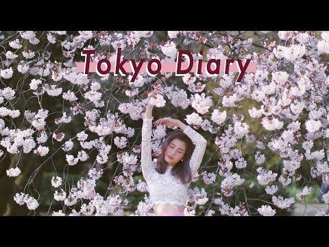 Tina's Tokyo Diary   唯美東京賞櫻會🌸