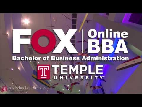 Online Bachelor of Business Administration Overview (Online