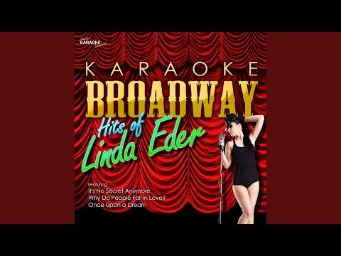 Why Do People Fall In Love (In The Style Of Linda Eder) (Karaoke Version)