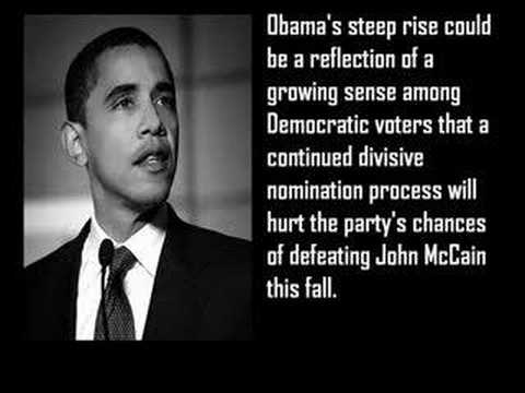Barack Obama Leads Hillary Clinton in New Pennsylvania Poll