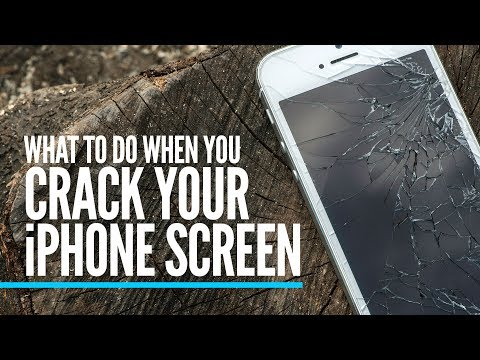 What To Do When You CRACK Your IPhone Screen! Repair Guide HERE