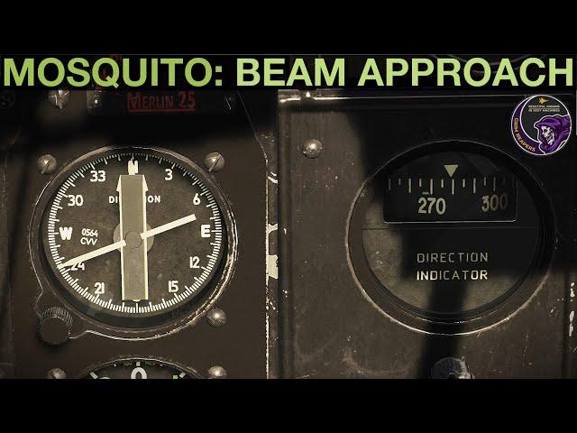Mosquito FB MkVI: Runway Beam Approach Guide   DCS WORLD