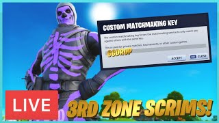 🔴 DROP NA EAST - CUSTOM MATCHMAKING SCRIMS ! SOLOS DUOS SQUADS - FORTNITE LIVE STREAM