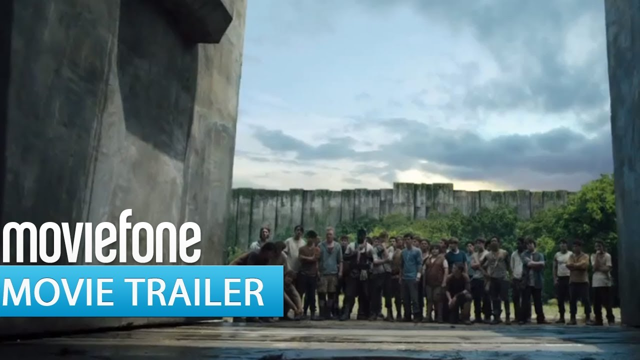 Download 'The Maze Runner' Trailer (2014): Dylan O'Brien, Kaya Scodelario, Will Poulter
