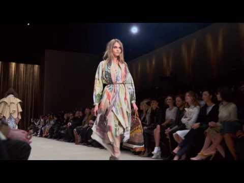 Full Show - The Burberry Prorsum Womenswear A/W14 Show