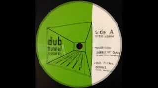 DUBBLE ft. DANMAN - Politricks / Dub Tricks 10""