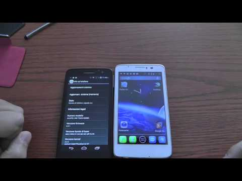 Alcatel OT Scribe HD vs Alcatel OT Scribe Easy
